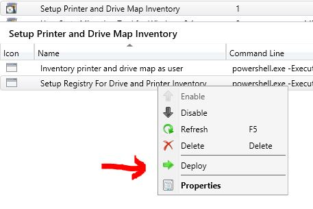 how to create a mapped drive with label