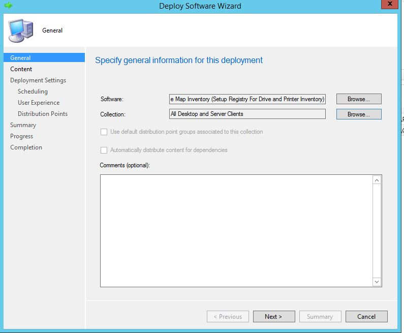 Inventory Mapped Network Printers and Drives With SCCM – Plainly
